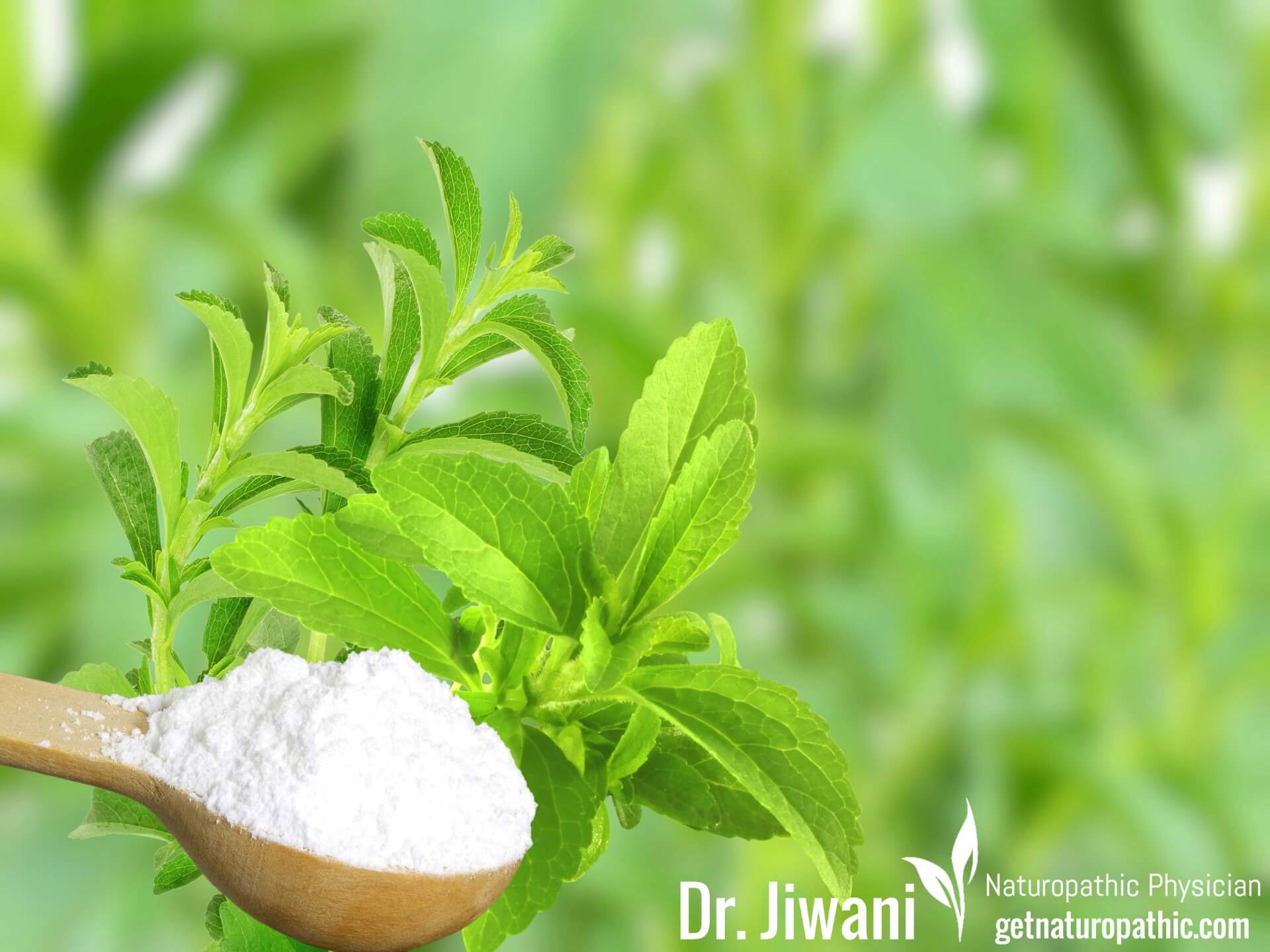 The Bitter & Sweet of Sugar Substitutes | Dr. Jiwani's Naturopathic Nuggets Blog