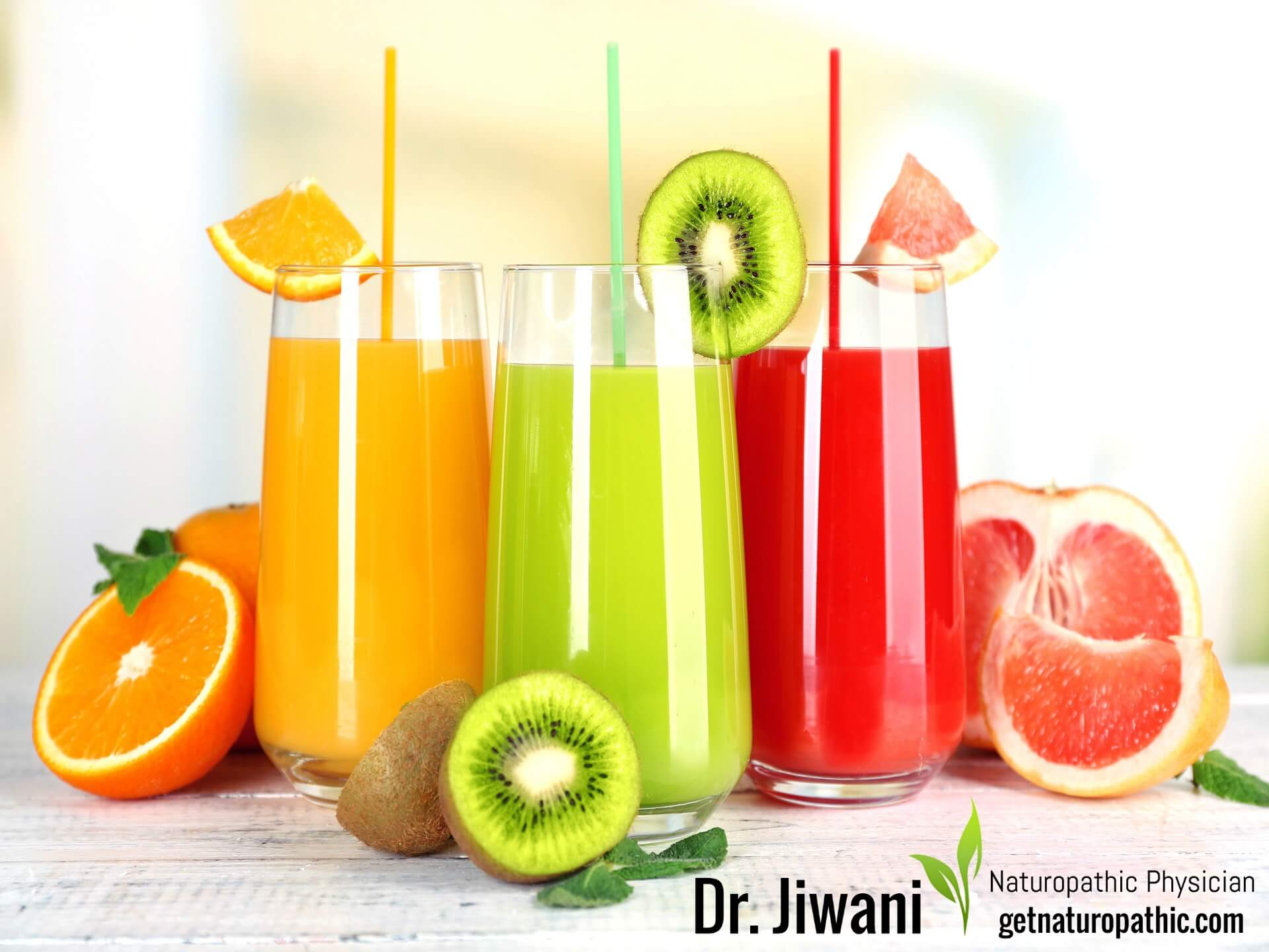 Fruit Juice: A Health Weight Threat| Dr. Jiwani's Naturopathic Nuggets Blog