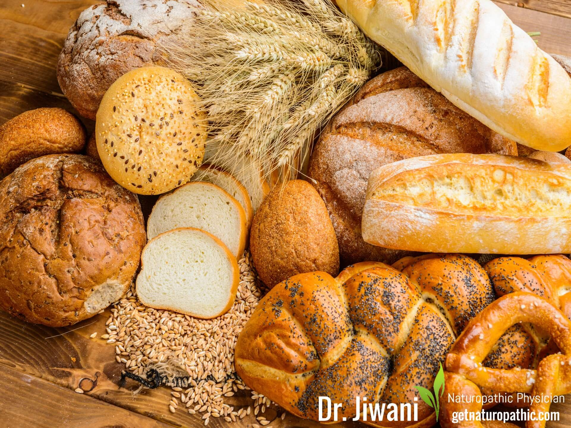 Do You Have Celiac Disease?  Signs & Symptoms Of This Autoimmune Gluten Epidemic | Dr. Jiwani's Naturopathic Nuggets Blog