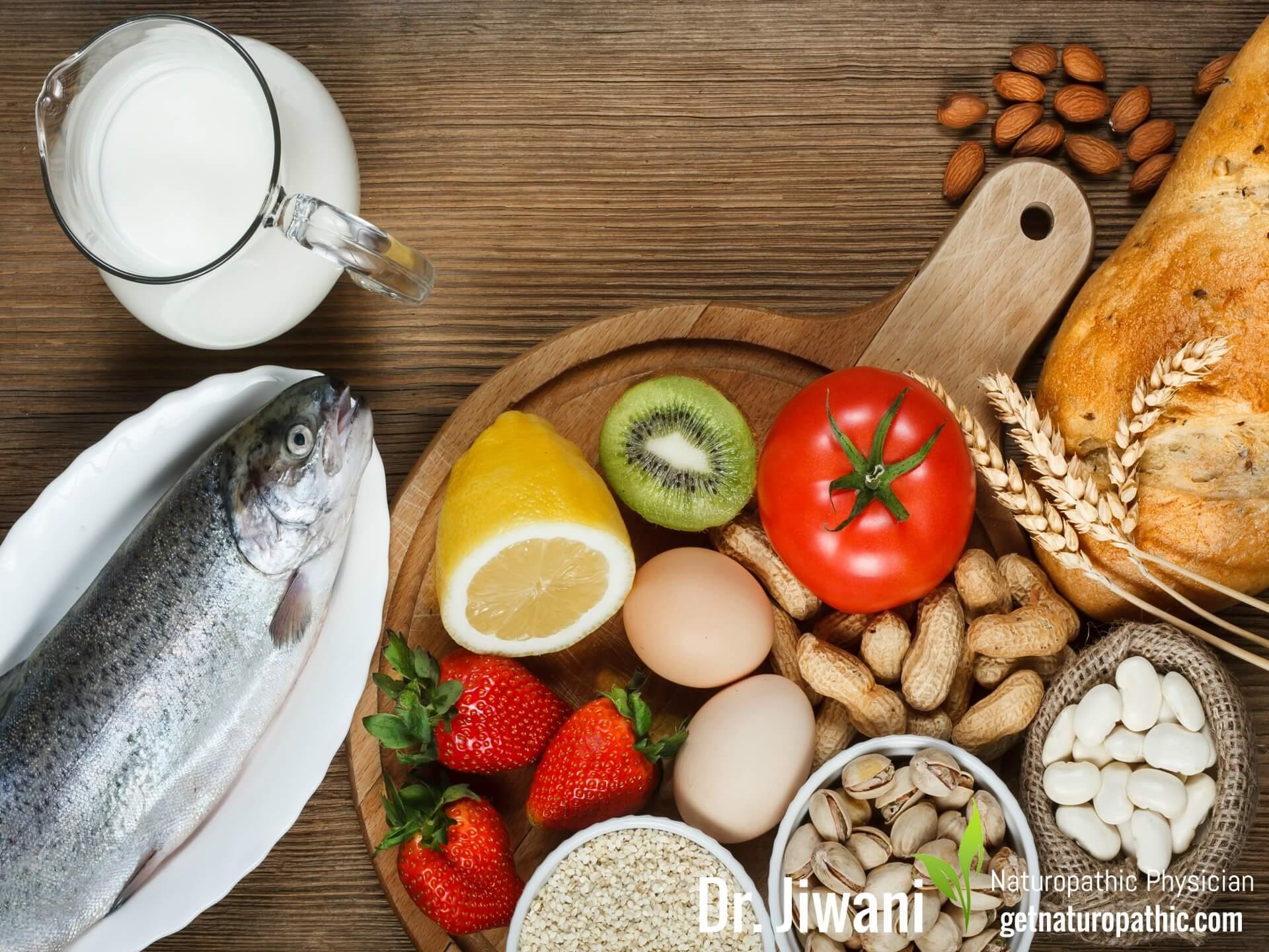 9 Surprising Symptoms Of Food Allergies | Dr. Jiwani's Naturopathic Nuggets Blog