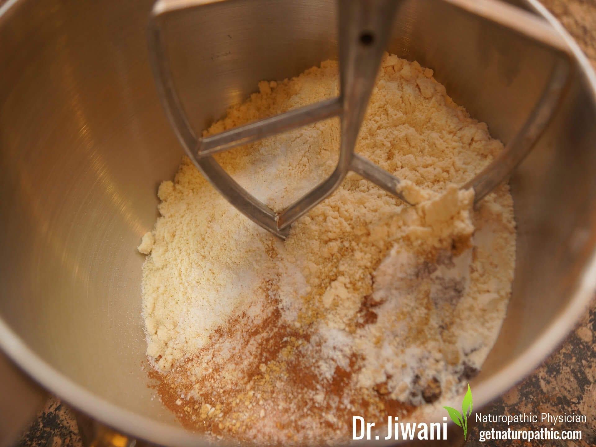 Dr.Jiwani's Paleo Vegan Grain-Free Gingerbread Cookies Recipe: Gluten-Free, Egg-Free, Dairy-Free, Soy-Free, Sugar-Free, Corn-Free, Ideal For Diabetic, Paleo, Keto, Vegan & Candida Diets | Dr. Jiwani's Naturopathic Nuggets Blog