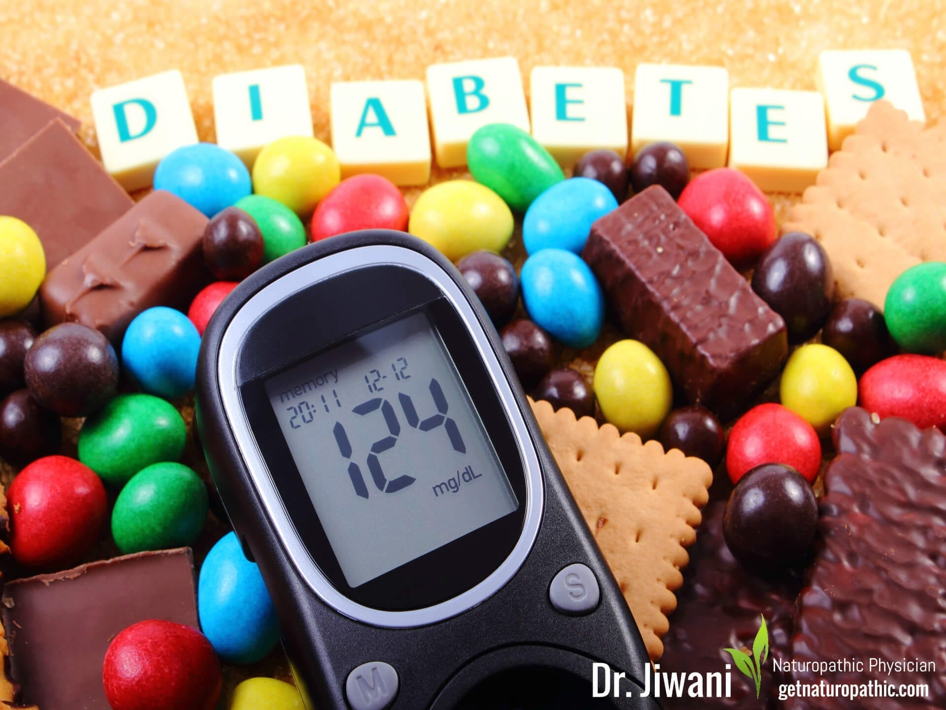 Diabetes Sugar the Sweet Poison: The Alarming Ways Sugar Damages Your Body & Brain* | Dr. Jiwani's Naturopathic Nuggets Blog