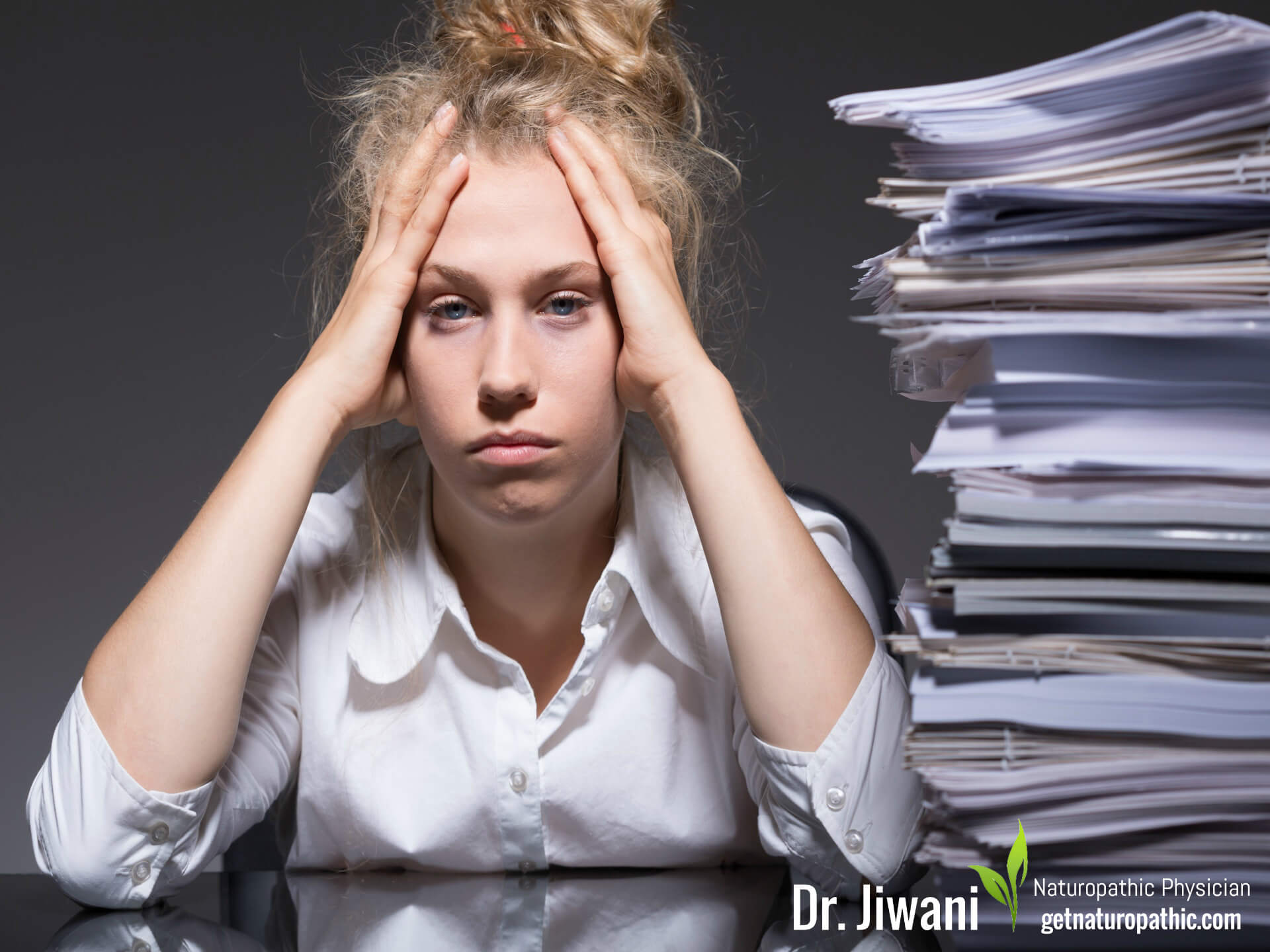Stress Adrenal Fatigue Sugar the Sweet Poison: The Alarming Ways Sugar Damages Your Body & Brain* | Dr. Jiwani's Naturopathic Nuggets Blog