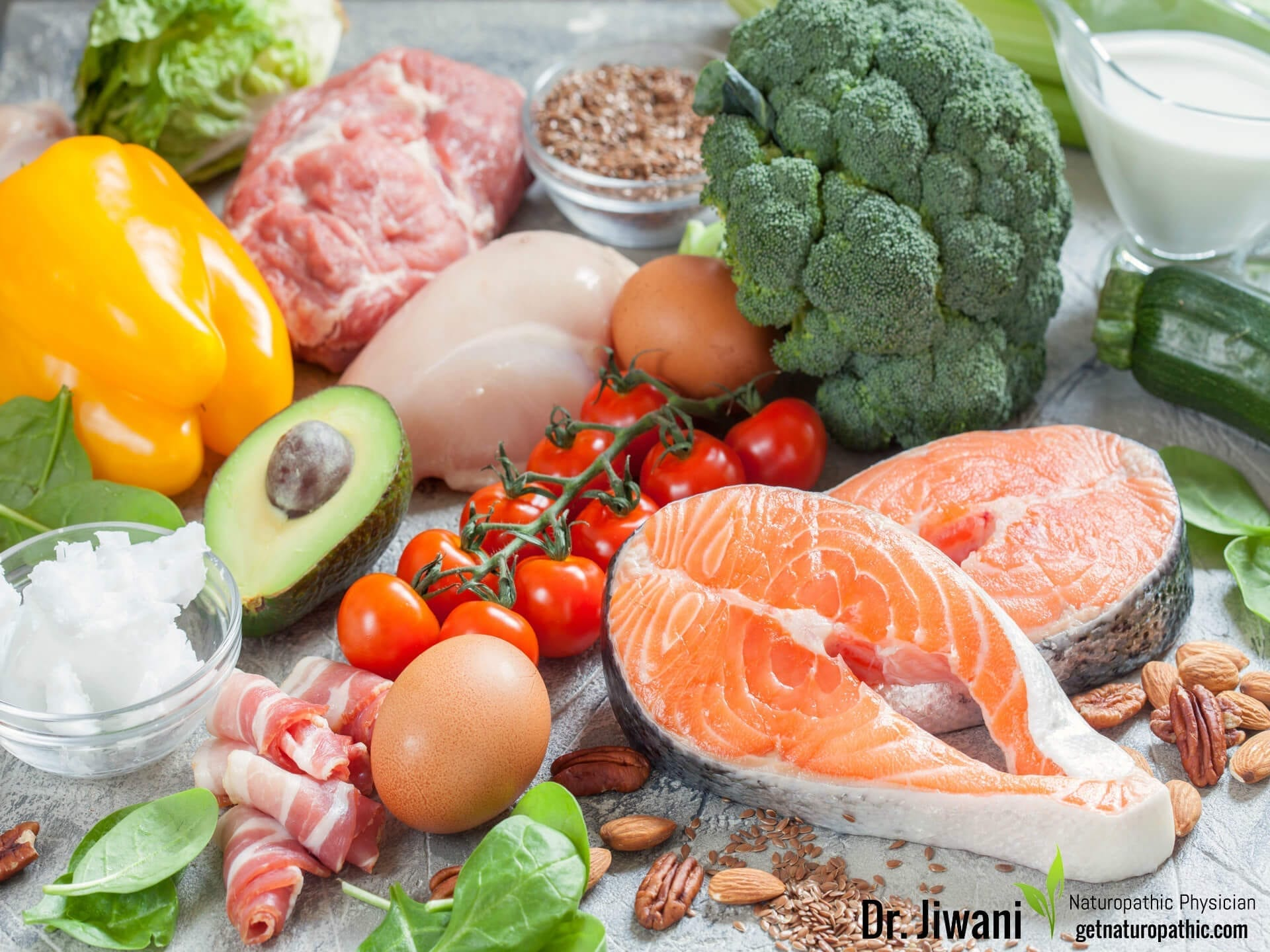 Keto Diet Food List for Food Allergies* | Dr. Jiwani's Naturopathic Nuggets Blog