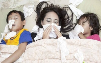 The Flu or Not The Flu: Differences between the Cold & Flu; When to Wait & When to Worry