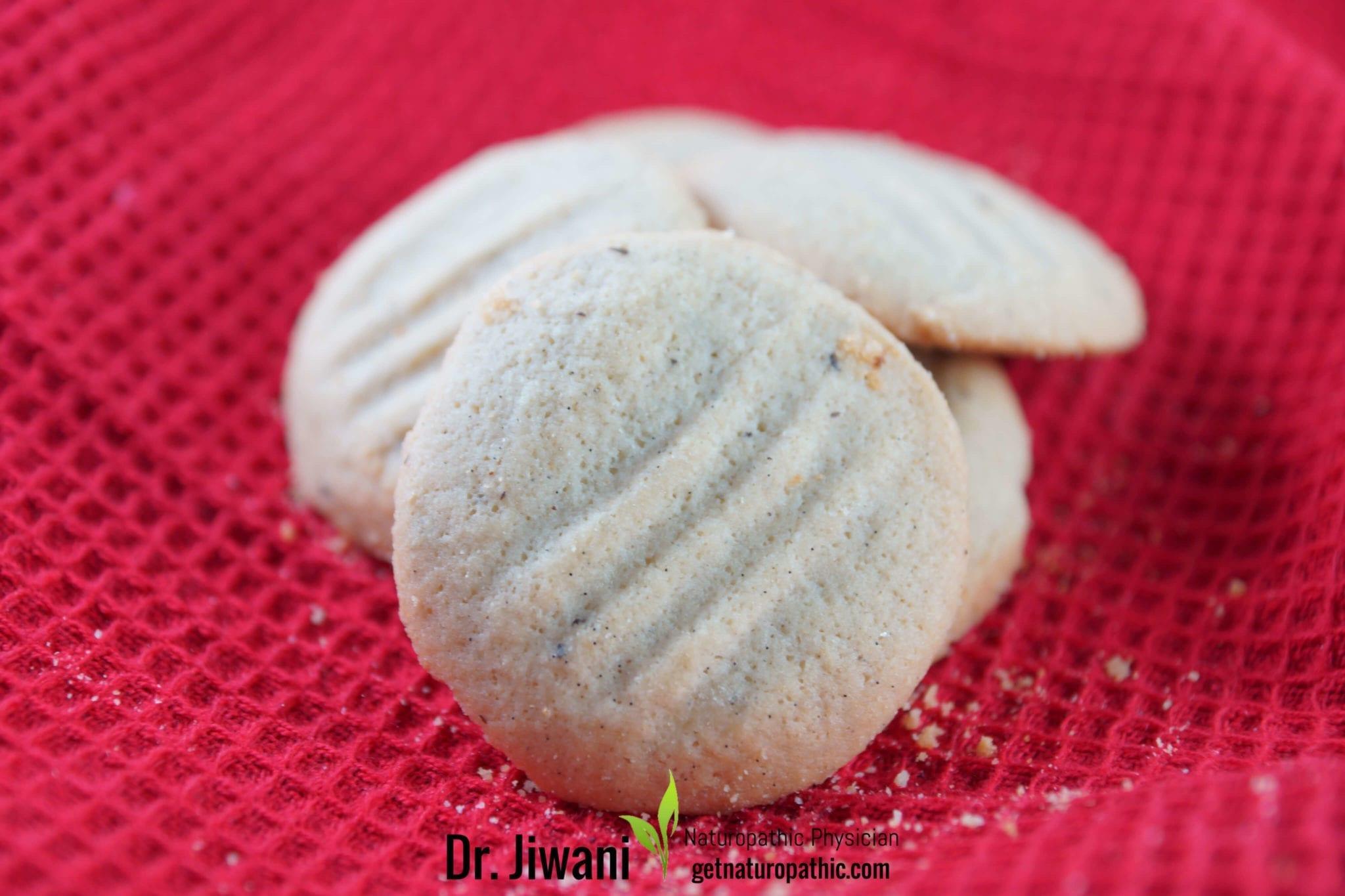 Recipe: Dr. Jiwani's Keto Vegan Shortbread Cookies 9 | Dr. Jiwani's Naturopathic Nuggets Blog