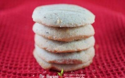 Recipe: Dr. Jiwani's Keto Vegan Shortbread Cookies (Low Carb, Gluten-Free, Dairy-Free)